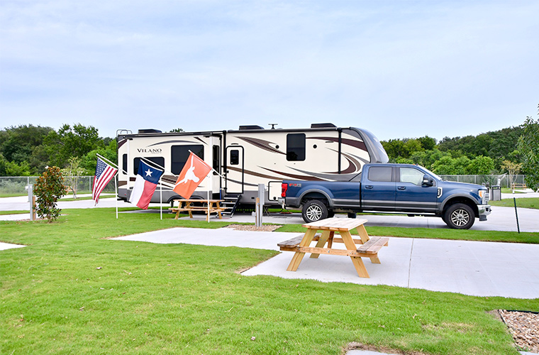 rv houston texas
